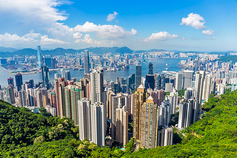 Hong Kong – Your Link to China and the World